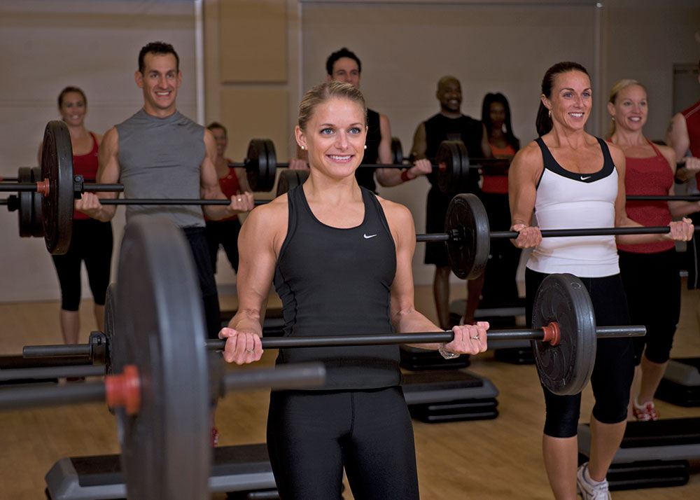 Sky Fitness Chicago - Featured Classes - Mossa Group Exercise