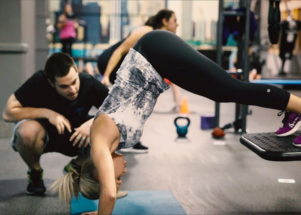 Sky Fitness Chicago - Featured Classes - MoveStrong