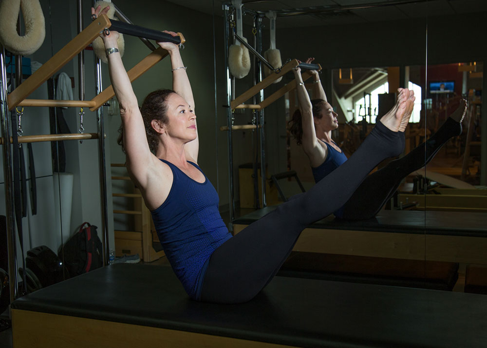 Sky Fitness Chicago - Classes & Programs - Group Exercise - Reformer Pilates