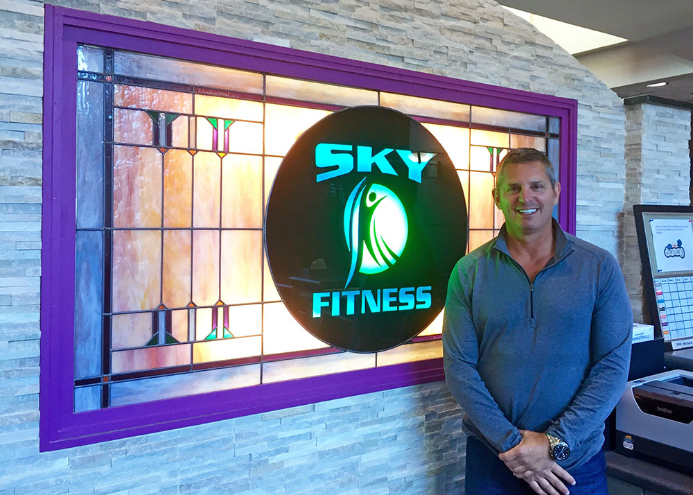 Sky Fitness Chicago - Experience - About Sky Fitness - Larry Heller
