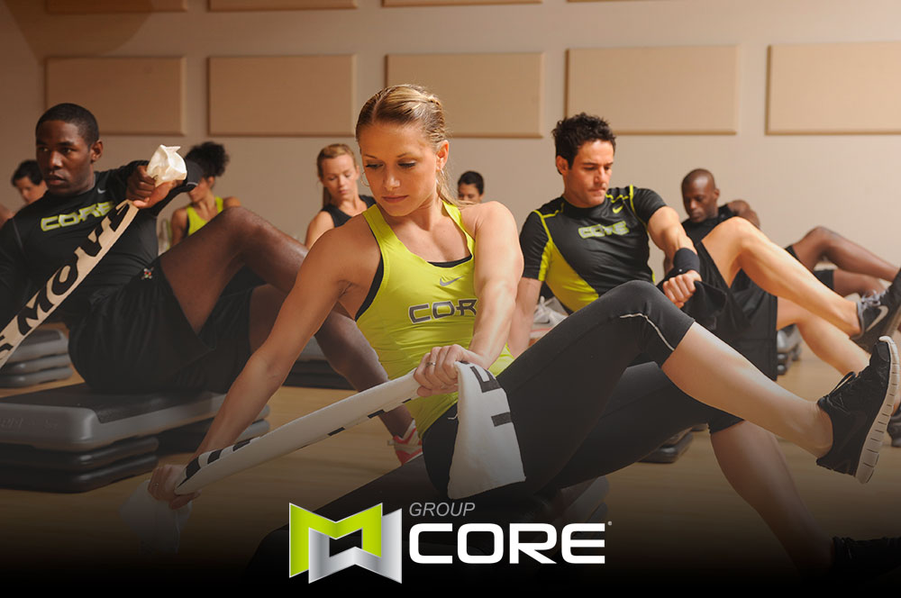 Sky Fitness Chicago - Group Classes - Mossa - Group Core