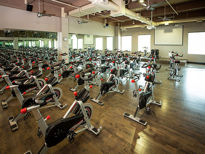 Sky Fitness Chicago - Spivi Spin Indoor Cycling