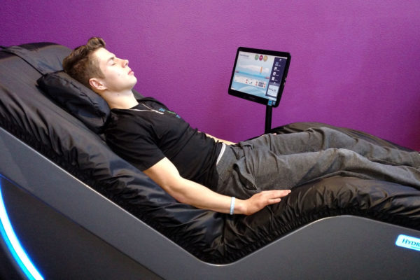 Relax, Recover and Refresh: Experience HydroMassage at Sky Fitness - Sky Fitness Chicago