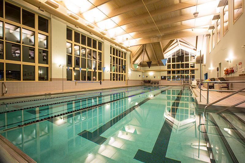 Swimming Pools - Sky Fitness Chicago