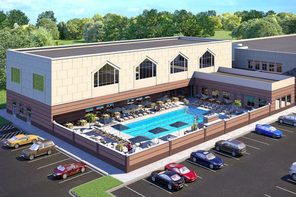 Sky Fitness Chicago - Experience The Best Health Club in Buffalo Grove - Club Amenities