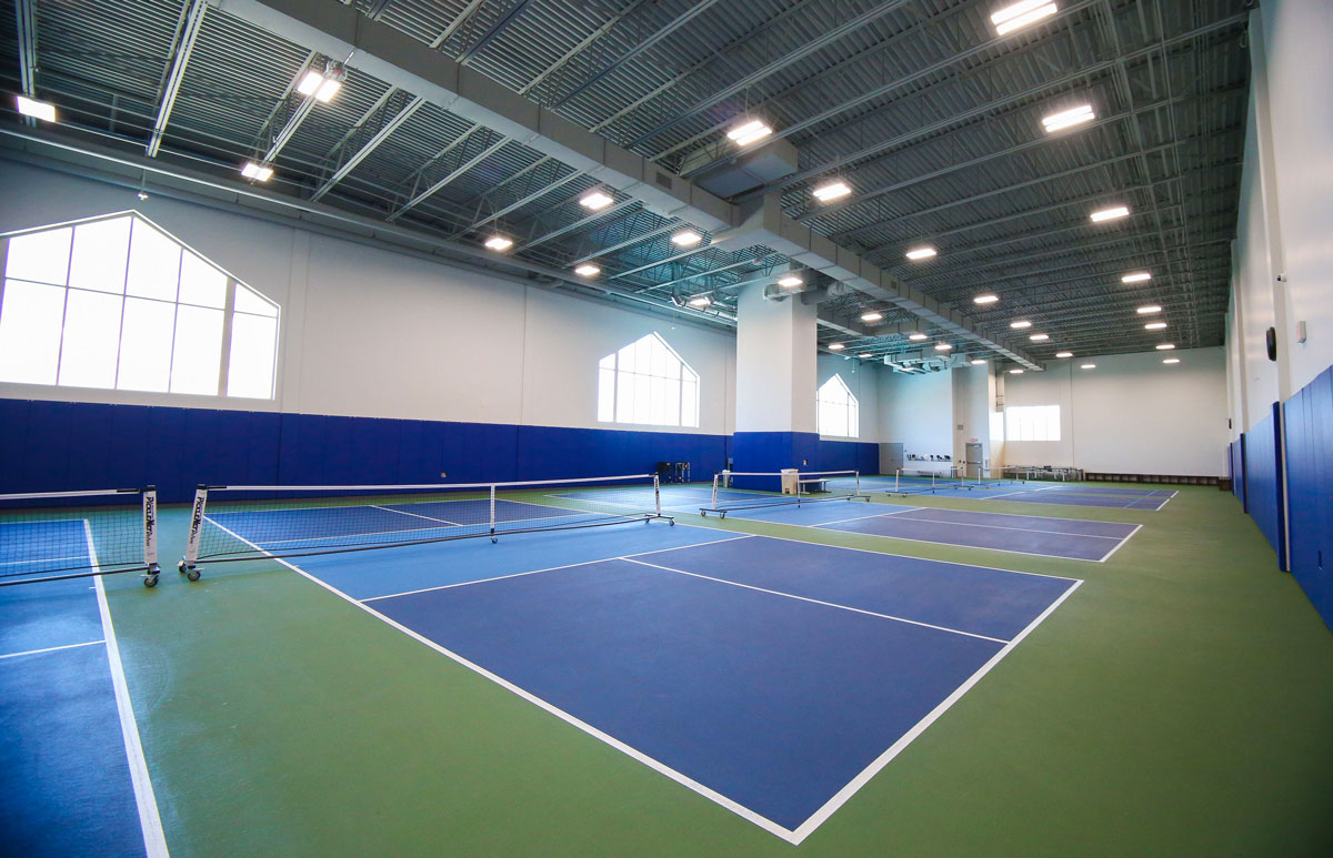 Sky Fitness Chicago - DecoTurf Open Play Pickleball in Buffalo Grove